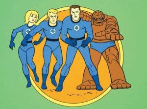 quarteto fantástico-1967